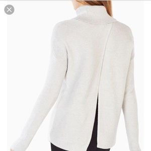 BCBG Minerva sweater in gray